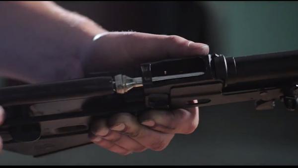 Bylo publikováno video střeleb z ukrajinské varianty Kalašnikovu - Sputnik Česká republika