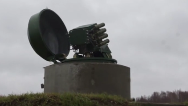 Ruská Raketová vojska strategického určení vyzkoušela robotickou bojovou hlídku - Sputnik Česká republika