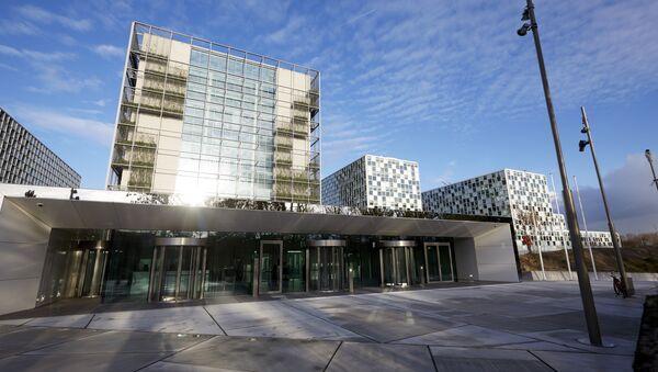Budova Mezinárodního trestního soudu - Sputnik Česká republika