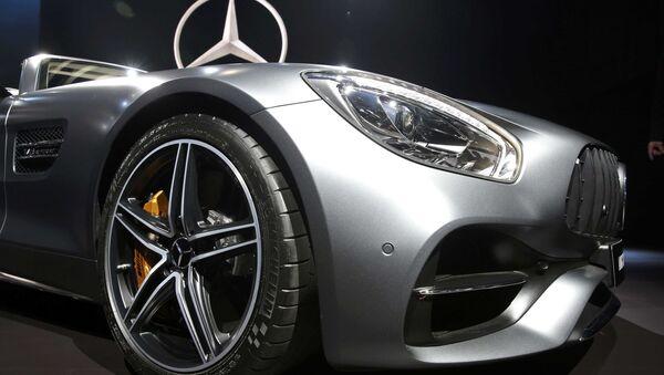Mercedes AMG GT C Roadster - Sputnik Česká republika