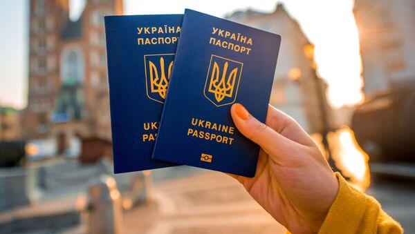 Cestovní pas - Sputnik Česká republika