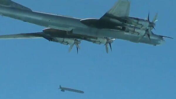 Tu-95 útočí na teroristy - Sputnik Česká republika