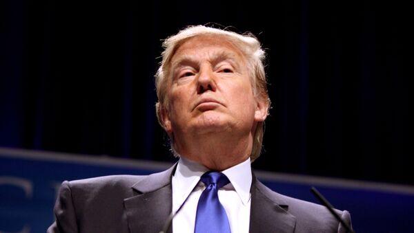 Donald Trump - Archivfoto - Sputnik Česká republika