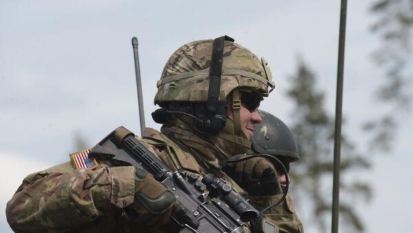 Cvičení Saber Strike 2016 v Estonsku. Ilustrační foto - Sputnik Česká republika