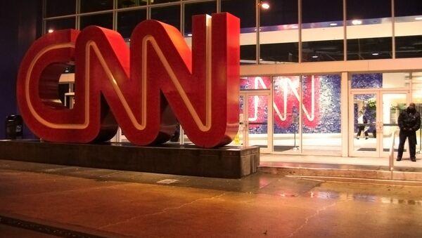 Budova CNN - Sputnik Česká republika