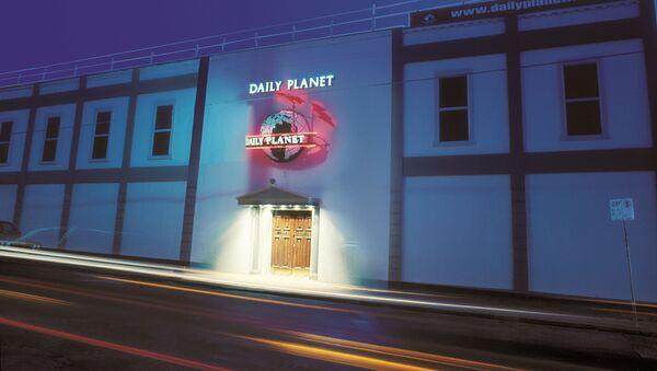 interiéry bordelu  Daily Planet - Sputnik Česká republika