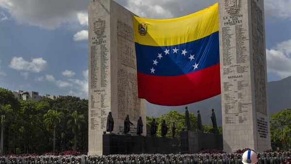 Venezuela - Sputnik Česká republika