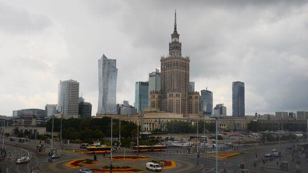 Polska. Warszawa - Sputnik Česká republika