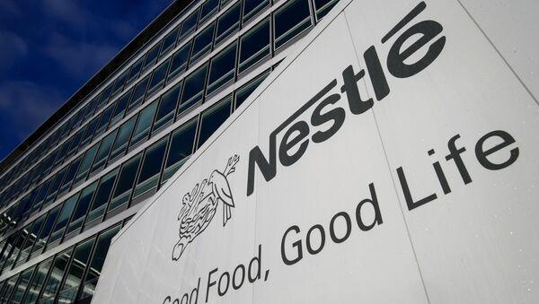 Sídlo společnosti Nestlé - Sputnik Česká republika