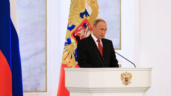 Putin vyjadřil znepokojení ohledně vzniku nových neshod a konfliktů na světě - Sputnik Česká republika