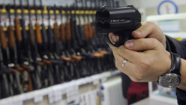 USA zakoupily ruské pistole Osa - Sputnik Česká republika