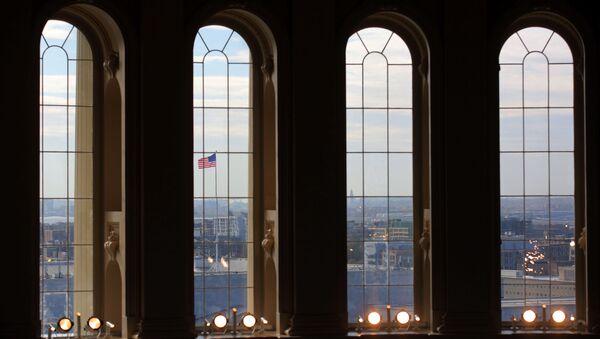 Pohled z Kapitolu USA - Sputnik Česká republika