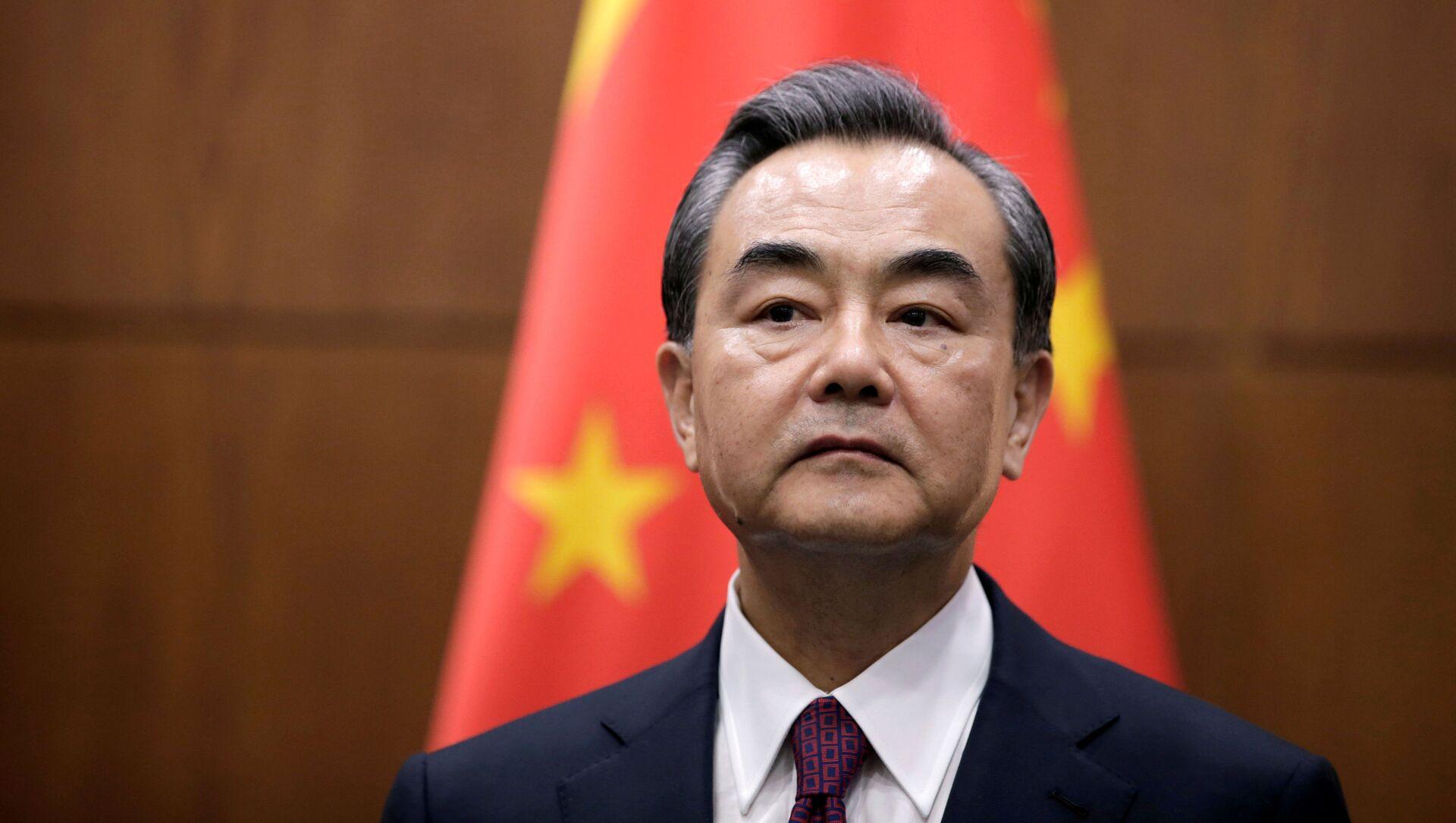 Čínský ministr zahraničí Wang-I - Sputnik Česká republika, 1920, 07.03.2021