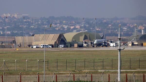 База ВВС США Инджирлик в Турции - Sputnik Česká republika