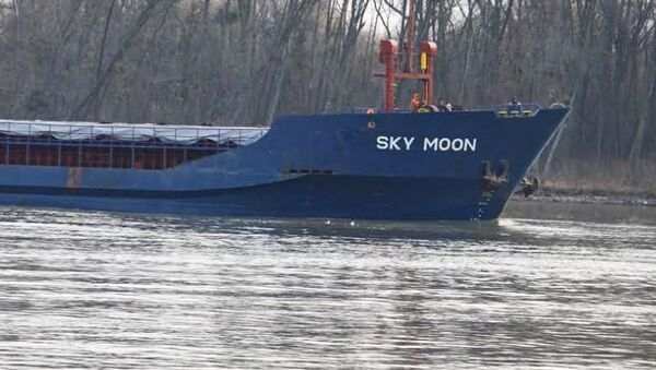 Loď Sky moon - Sputnik Česká republika