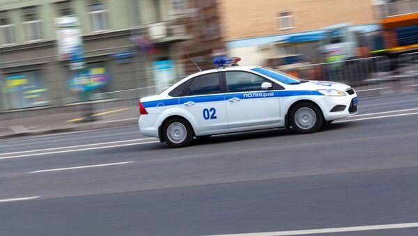 Policie v Rusku - Sputnik Česká republika