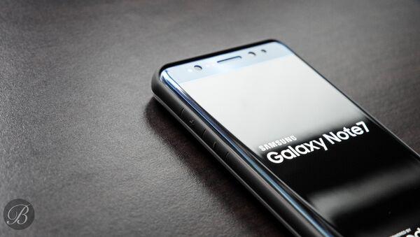 Samsung Galaxy Note 7 - Sputnik Česká republika