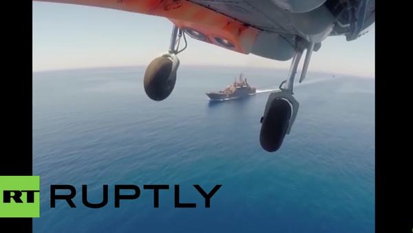 Rusko-čínská cvičení vojenského námořnictva - Sputnik Česká republika