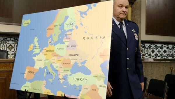 Philip Breedlove - Sputnik Česká republika