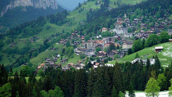 Švýcarsko - Sputnik Česká republika