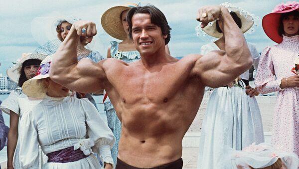 Arnold Schwarzenegger - Sputnik Česká republika