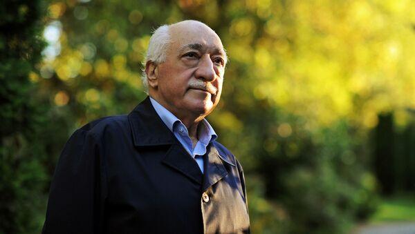 Turecký spisovatel a kazatel Fethullah Gülen - Sputnik Česká republika