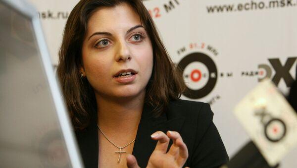 Margarita Simoňanová - Sputnik Česká republika