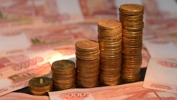 Peníze - Sputnik Česká republika