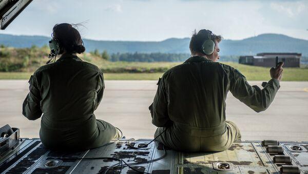 Letecká základna Ramstein - Sputnik Česká republika