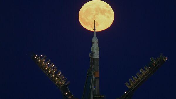 Kosmodrom Bajkonur - Sputnik Česká republika