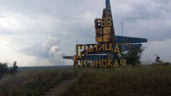 Donbas. Ilustrační foto - Sputnik Česká republika