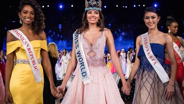 Miss World 2016 - Sputnik Česká republika