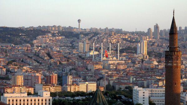 Ankara - Sputnik Česká republika