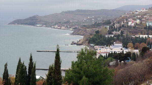 Jižní pobřeží Krymu - Sputnik Česká republika