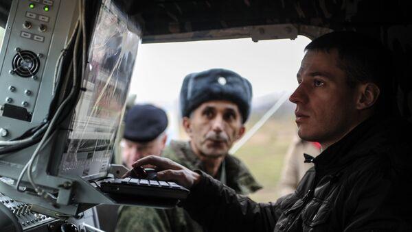 Komplex elektronického boje. Ilustrační foto - Sputnik Česká republika