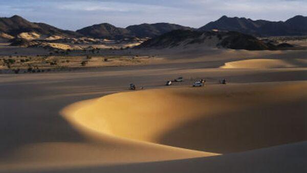 Přírodní rezervace Aïr a Ténéré (Niger) jsou největším chráněným územím v Africe. - Sputnik Česká republika