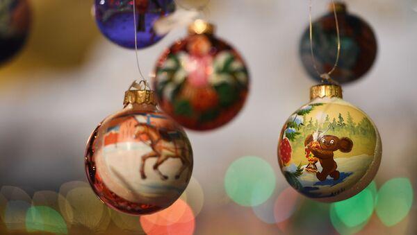 Vánoční ozdobičky - Sputnik Česká republika