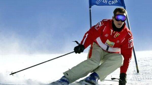 Sedminásobný mistr Formule 1 Michael Schumacher - Sputnik Česká republika