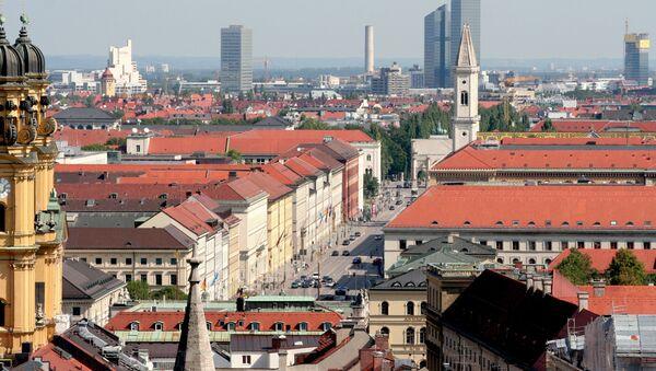 Mnichov - Sputnik Česká republika