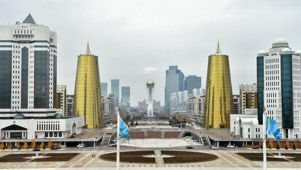 The city of Astana - Sputnik Česká republika