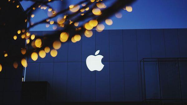 Apple Inc logo - Sputnik Česká republika