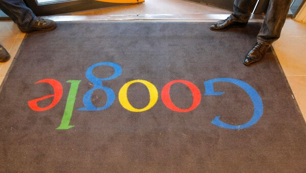 Google. - Sputnik Česká republika