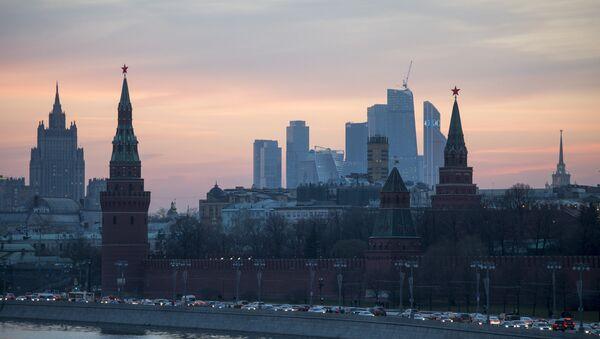 Kreml. Ilustrační foto - Sputnik Česká republika