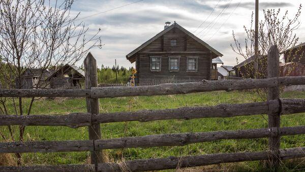 Kinerma – nejkrásnější vesnice v Rusku - Sputnik Česká republika