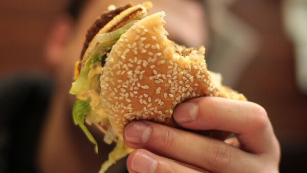 Hamburger - Sputnik Česká republika