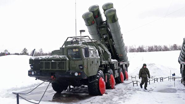 S-400 Triumf - Sputnik Česká republika