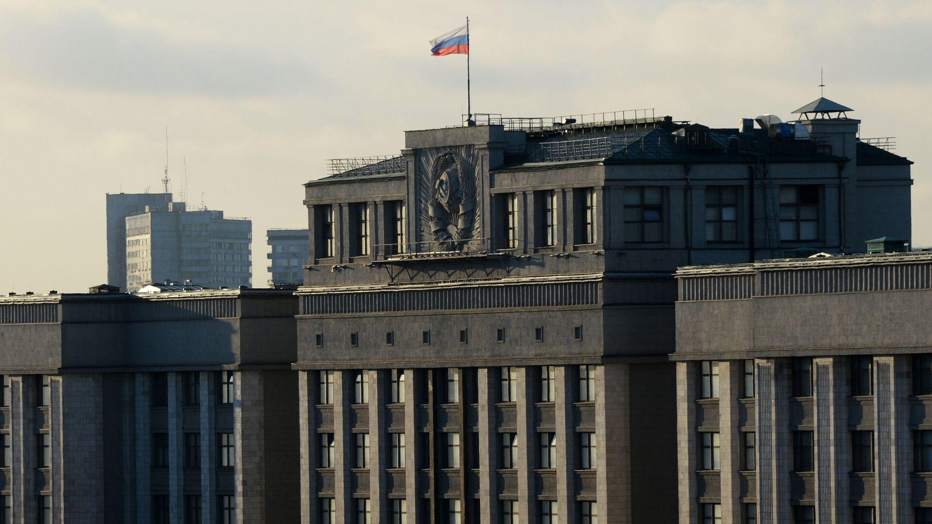 Budova Státní dumy - Sputnik Česká republika, 1920, 16.09.2021