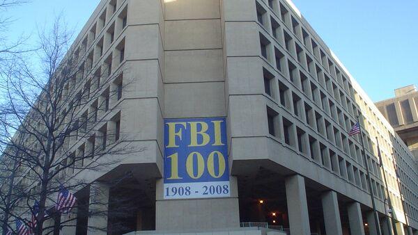 Budova FBI ve Washingtonu - Sputnik Česká republika