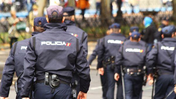 Španělská policie - Sputnik Česká republika