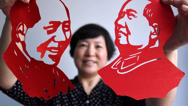 Mao Ce-tung - Sputnik Česká republika
